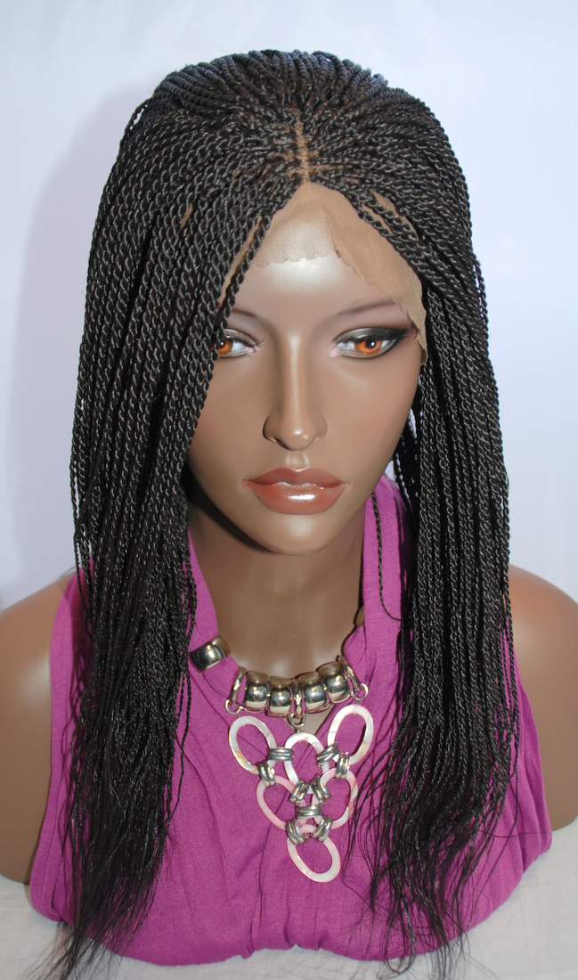 Braided Lace Front Wig Senegalese Twist 2 On Storenvy