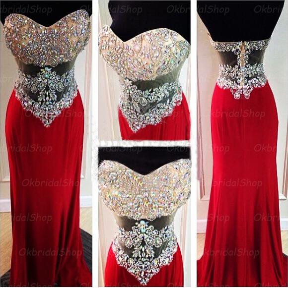 743eb8eb8c red prom dress