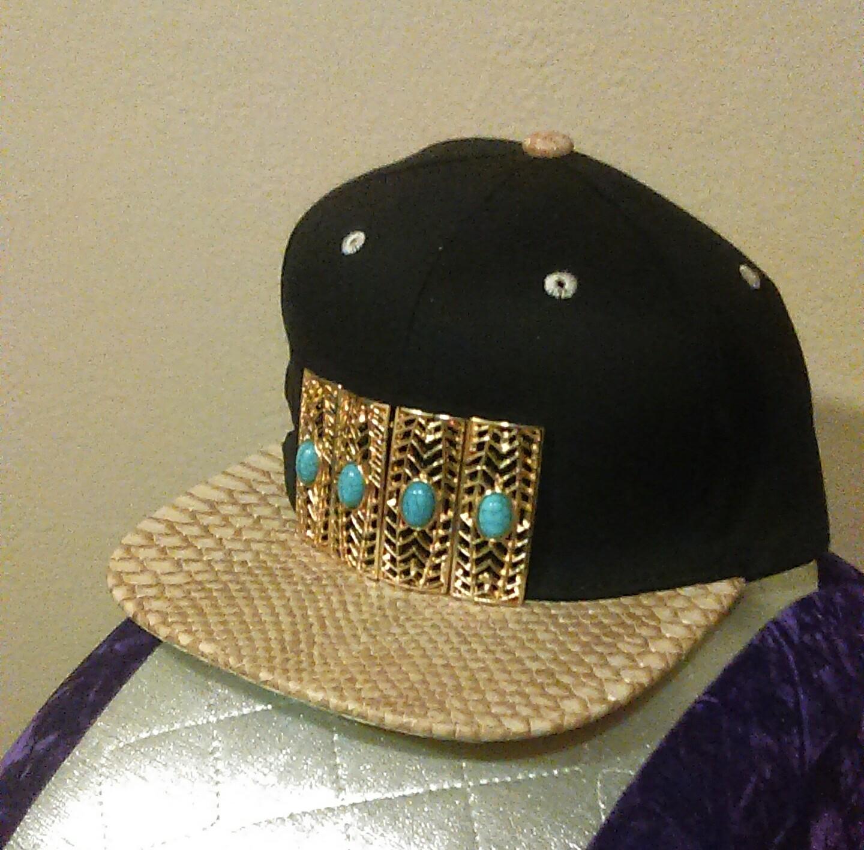 Custom Snakeskin hat on Storenvy 866ca3b7d35