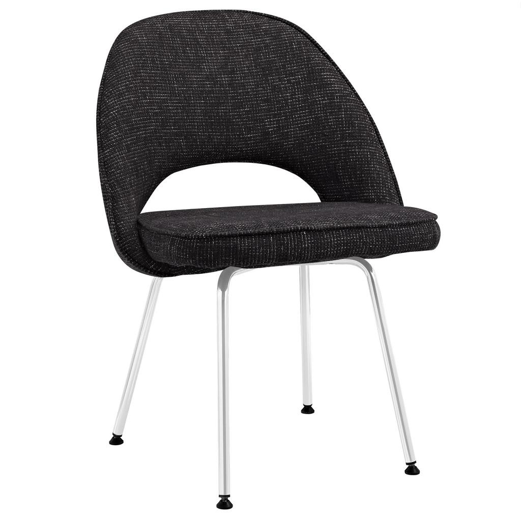 Saarinen Style Executive Armless Chair