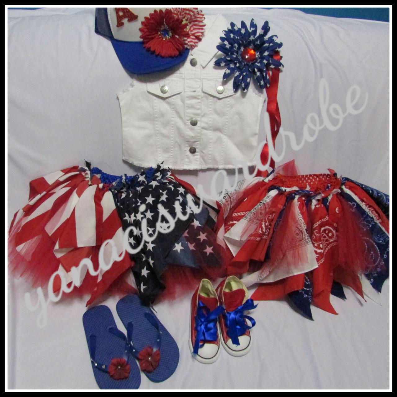 american flag tutu from yanaciswardrobe
