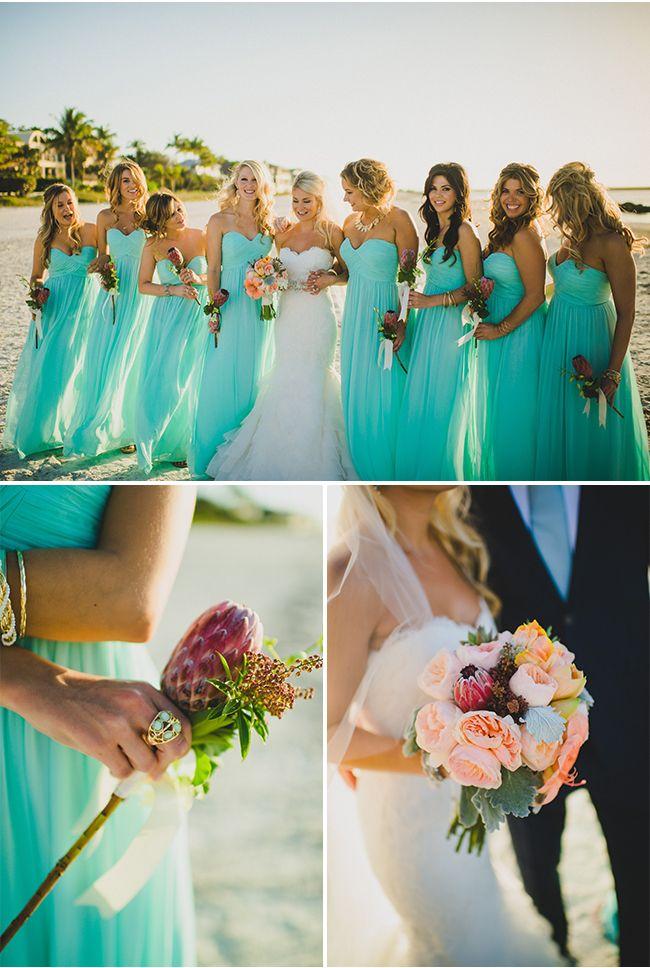 Long Bridesmaid Dress Blue Bridesmaid Dress Cheap Bridesmaid Dress Chiffon Bridesmaid Dress Beach Bridesmaid Dresses 2015 E045 From Lovebridal