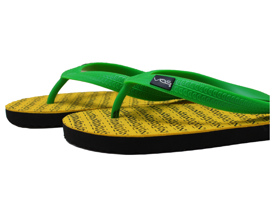 0335450ad AFR Clothing Citrine Flip Flops - Safiri Collection on Storenvy