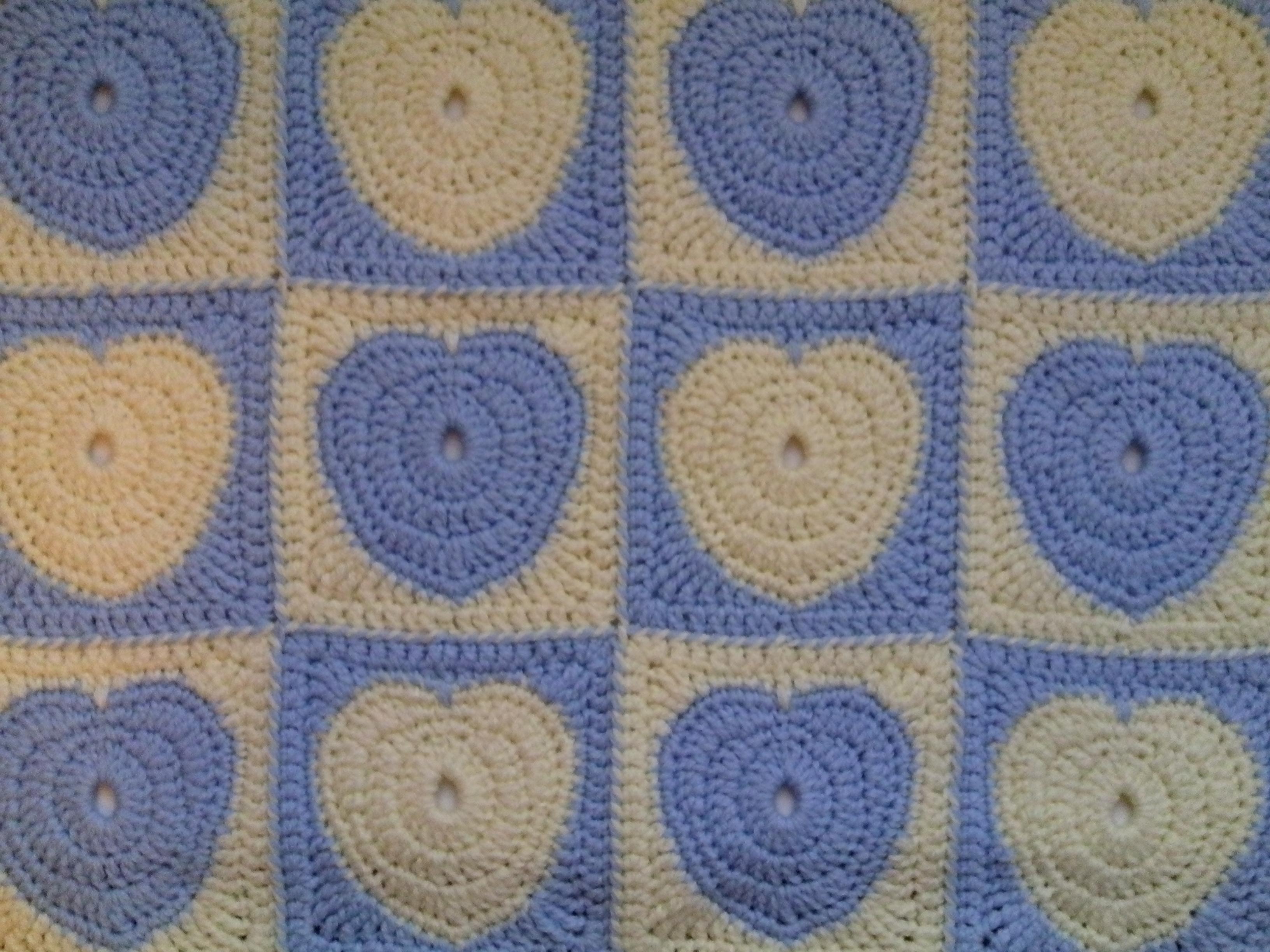Sale Crochet Baby Blanket On Storenvy