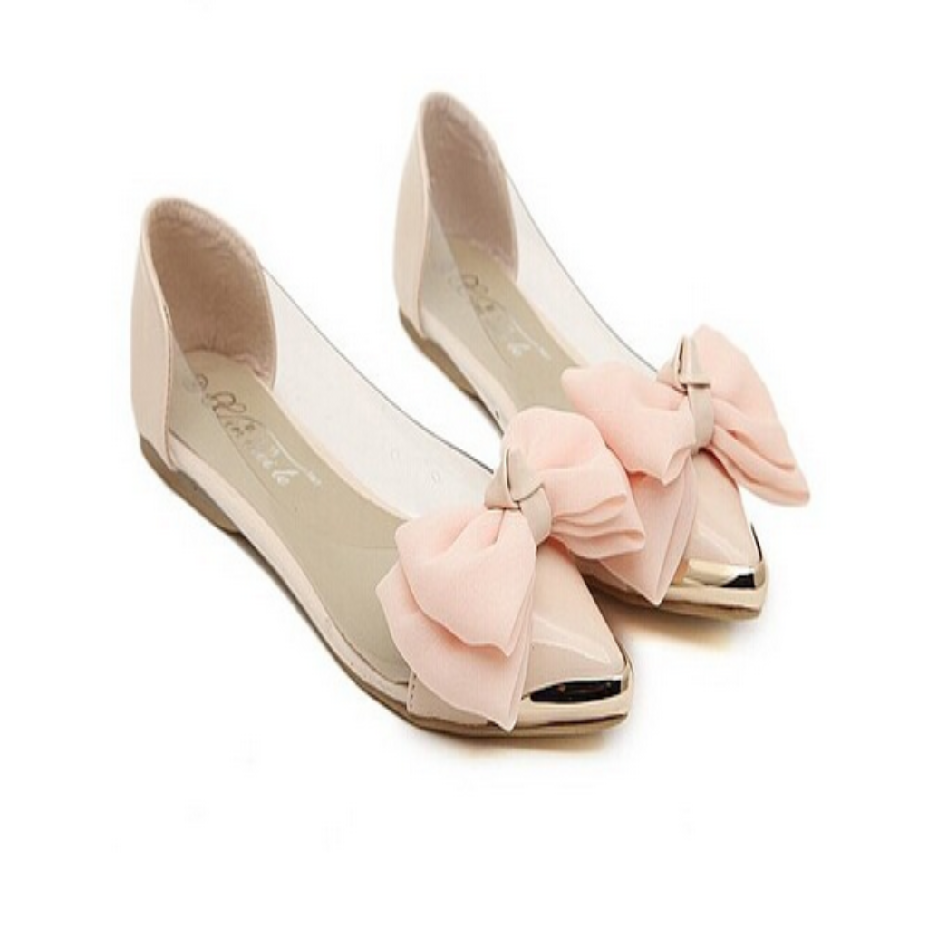 57367448cda6 Cute Slip On Bowknot Flat Shoes · Daisy Dress For Less · Online ...