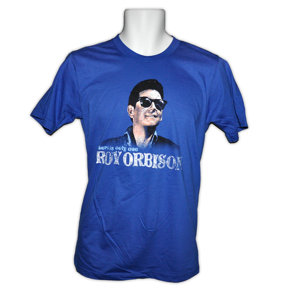 There Is Only One Roy Orbison T Shirt 183 Roy Orbison Online