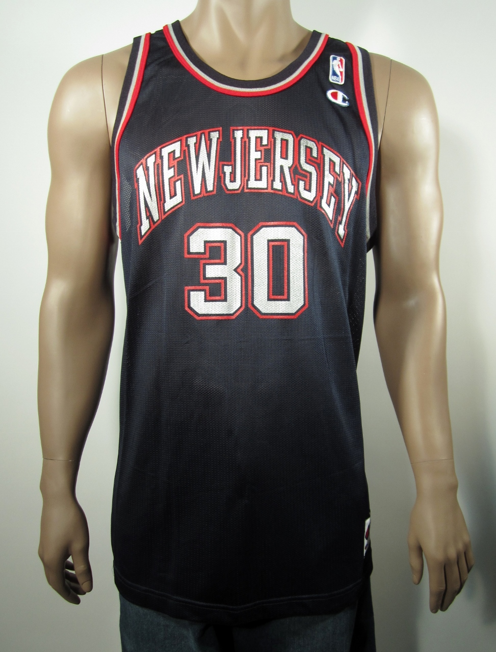 2d9b642f Kerry Kittles New Jersey Nets Champion Jersey 48 NWT on Storenvy