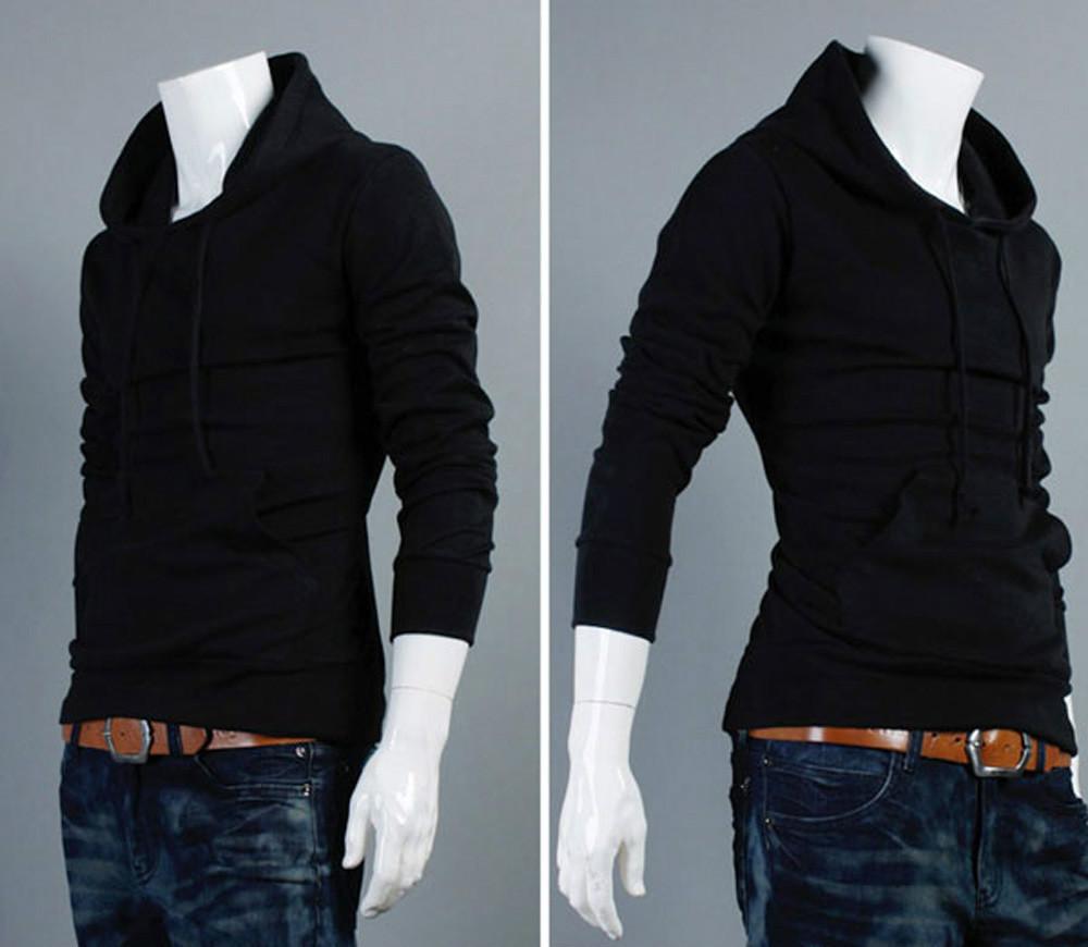 Slim hoodies