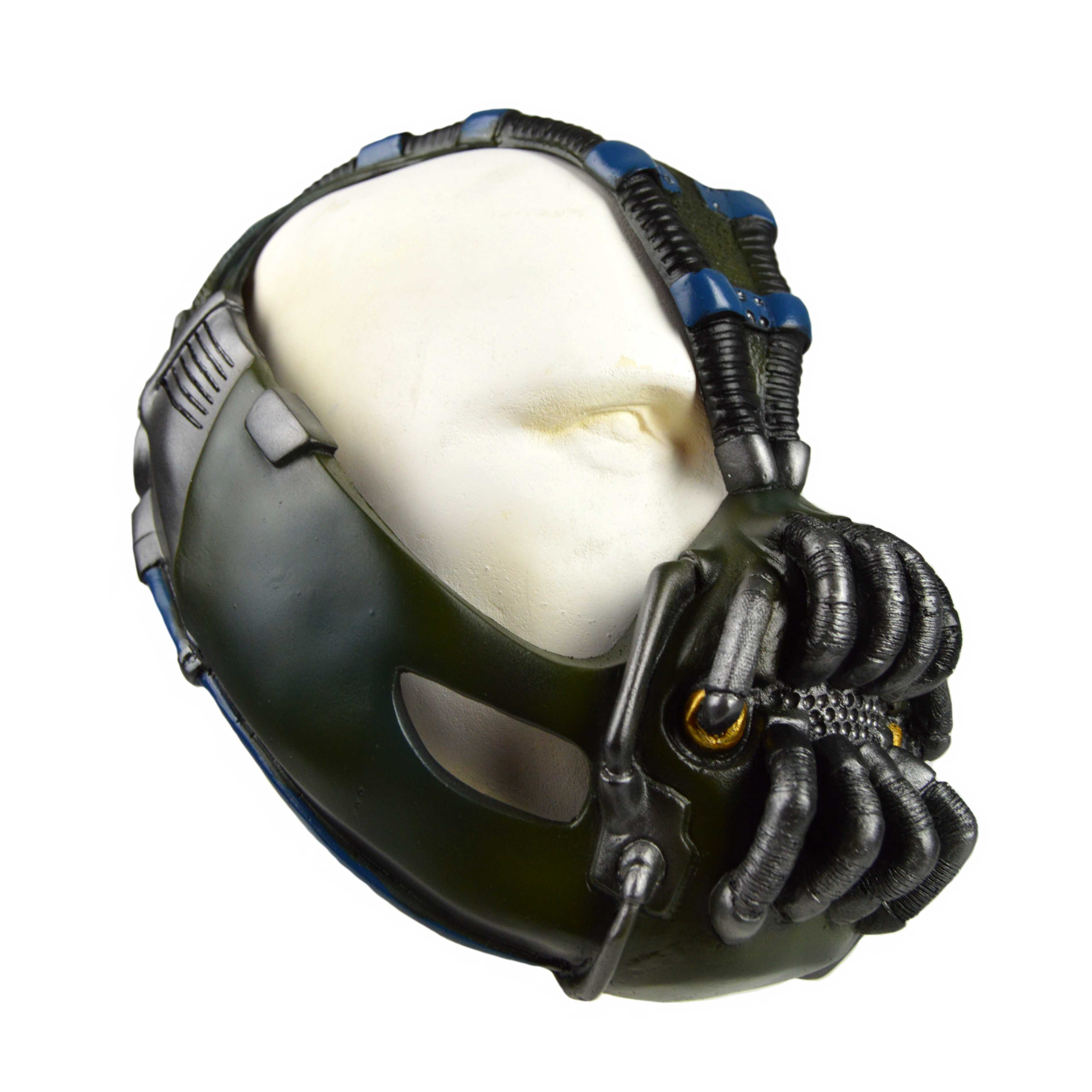 ... Bane Mask painted Tom Hardy Style - Thumbnail 3 ...  sc 1 st  Gotham City FX - Storenvy : bane costume accessories  - Germanpascual.Com