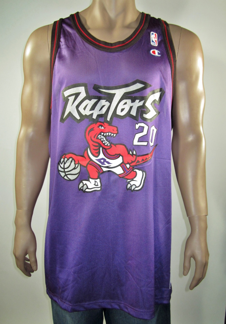 low priced 0cf47 3a20c Damon Stoudamire Toronto Raptors Champion Jersey 52 NWT from DFRNSH8
