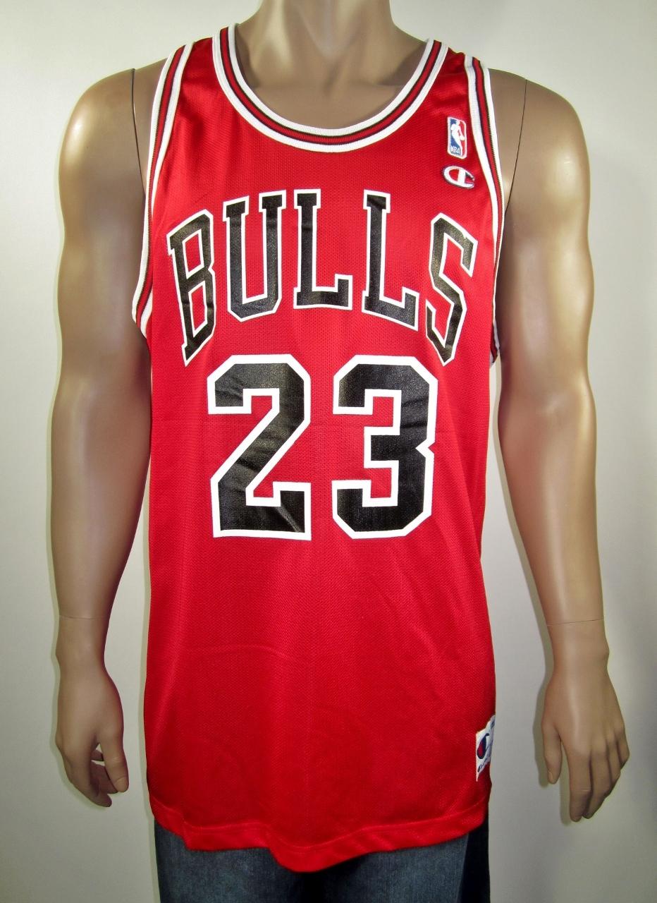 the best attitude fba70 874a6 Michael Jordan Chicago Bulls Champion Jersey NWT from DFRNSH8