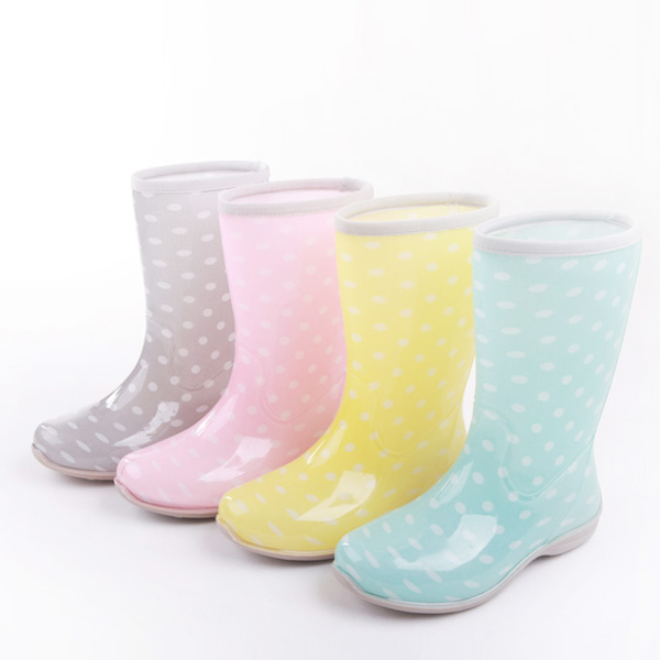 Fluorescent Transparent Boots rain boots on Storenvy