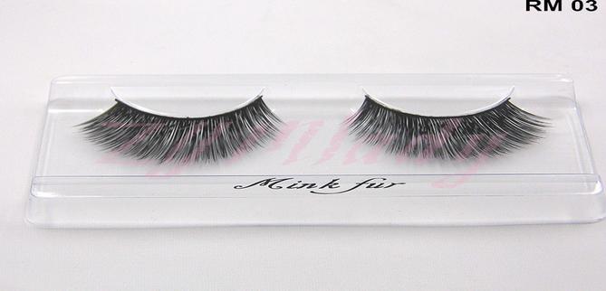 4d24fe3a342 100%Real Mink Natural Thick False Fake Eyelashes Eye Lashes Makeup  Extension HIK on Storenvy