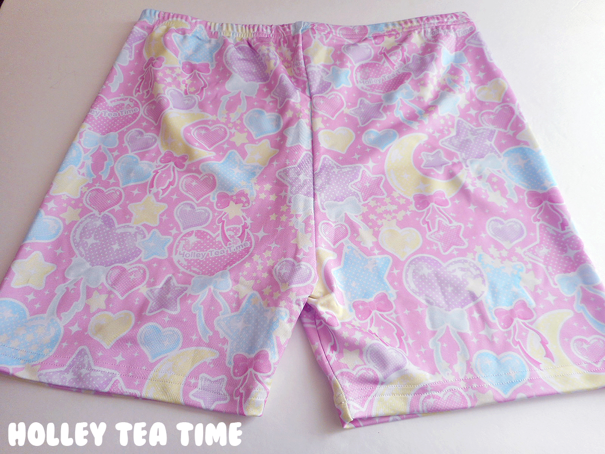 31f0da7d1b Pastel party ☆ fitted shorts ☆ made to order Fairy kei .