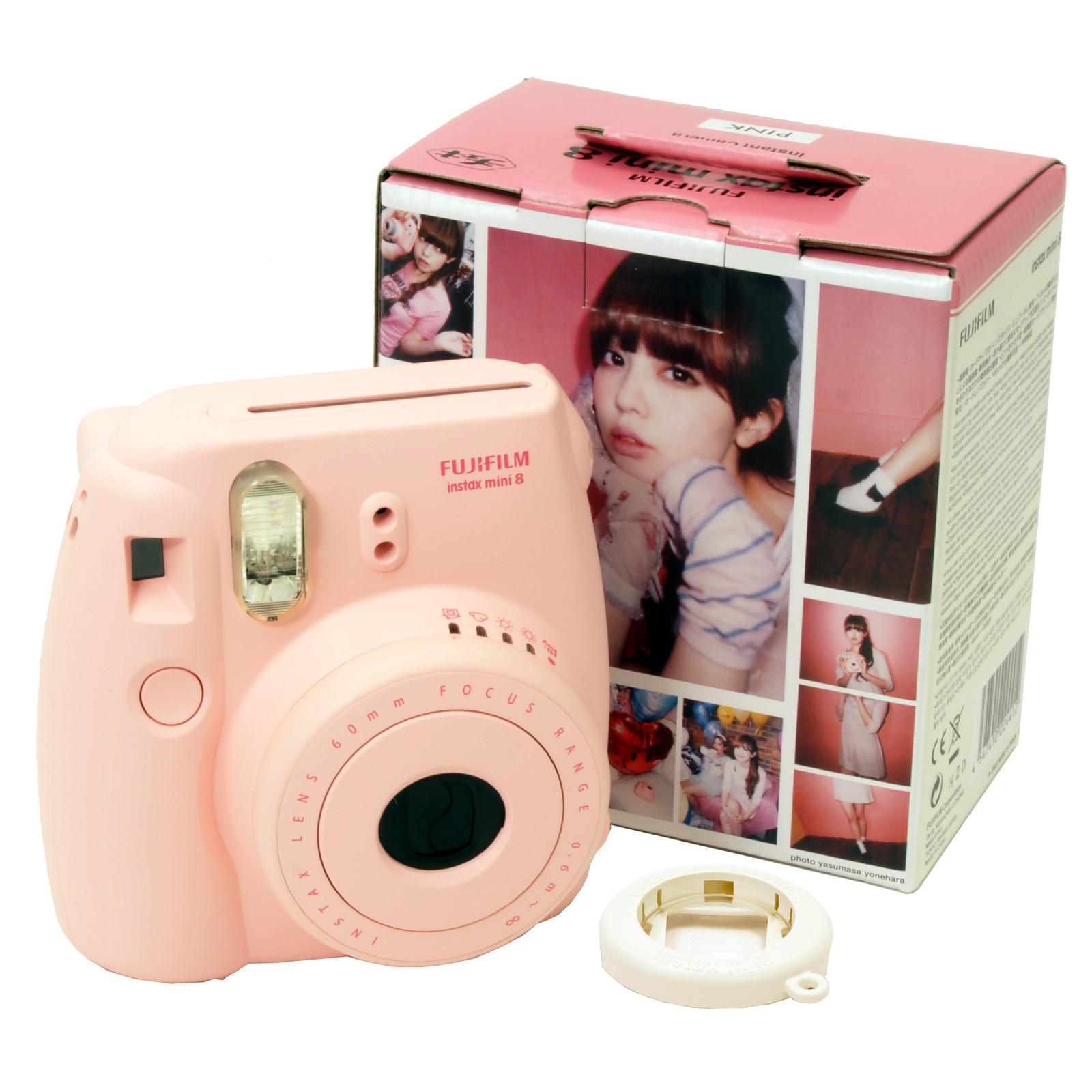 Fujifilm instax mini polaroid camera / Diario de greg 5