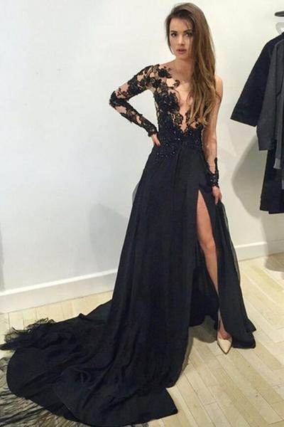 Sparkly Long Evening Dresses