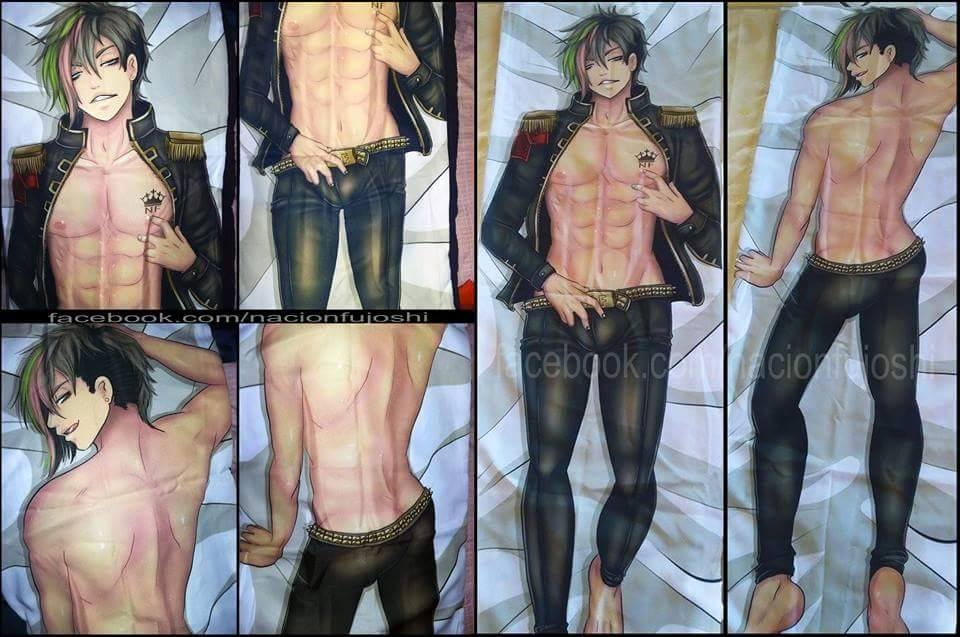 detail body hugging project product k anime reishi mgf dakimakura pillow male munakata japanese new cover
