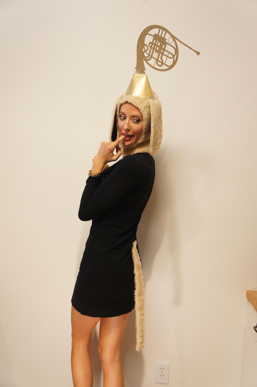 horn dog punny halloween costume · duel design shop · online store