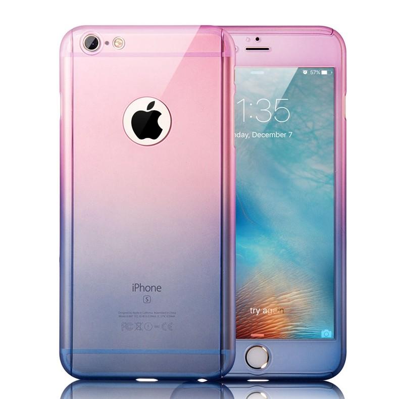 Case iPhone 6S 6 Plus Cover 360 Degree