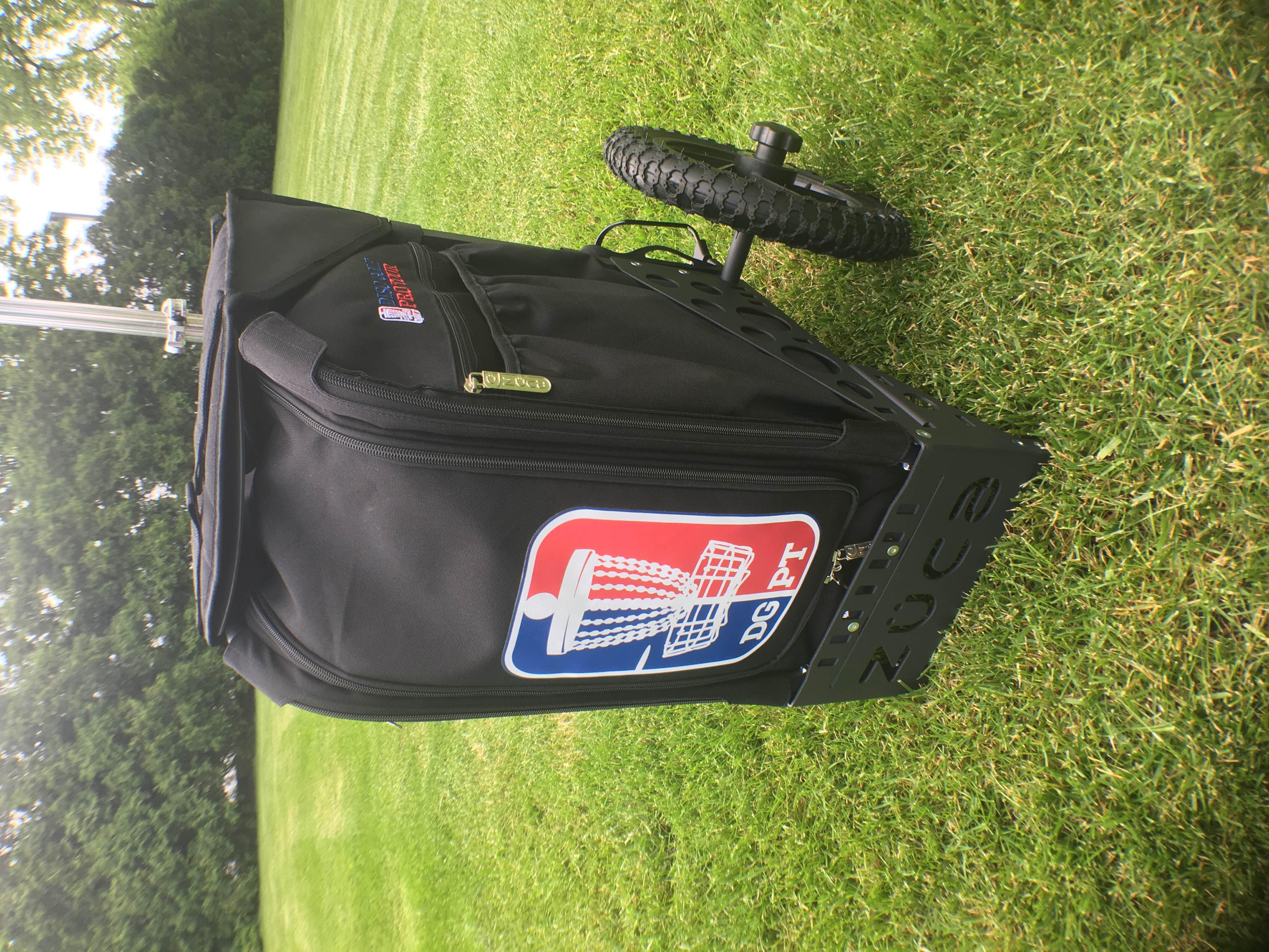 Disc Golf Pro Tour Zuca Cart Discexchange