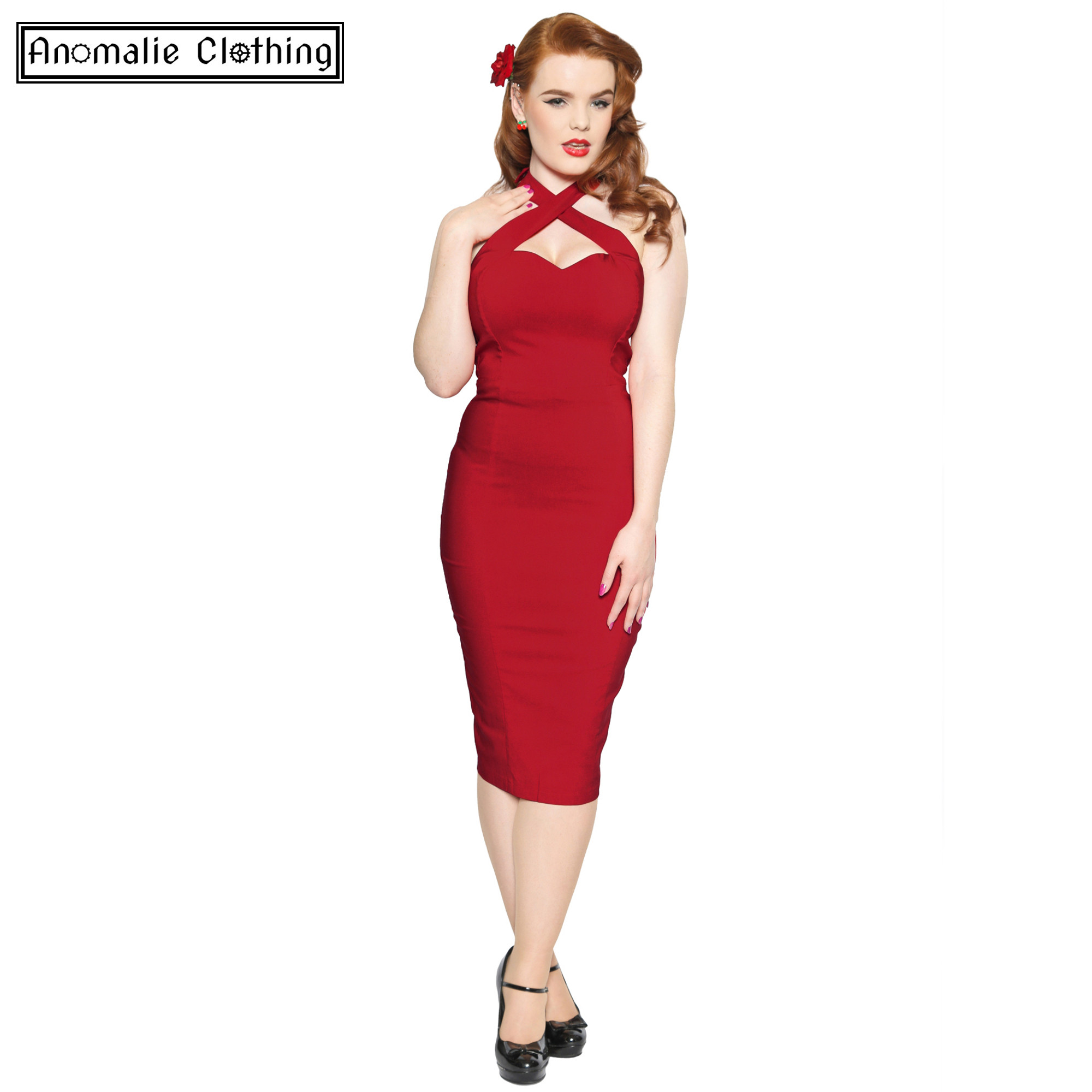 bbc7dbb169a6 Red penny pencil dress collectif anomalie clothing square 2000x2000 model  original