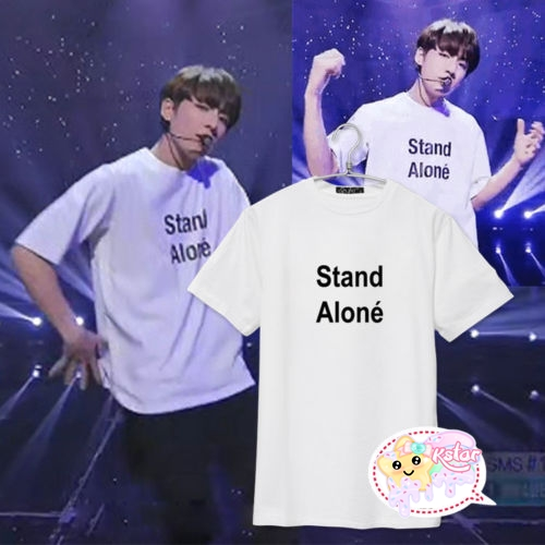 Jungkook S Style Stand Alone Shirt On Storenvy