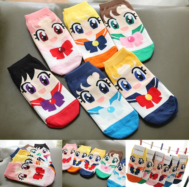 Calcetines Sailor Moon Socks WH111