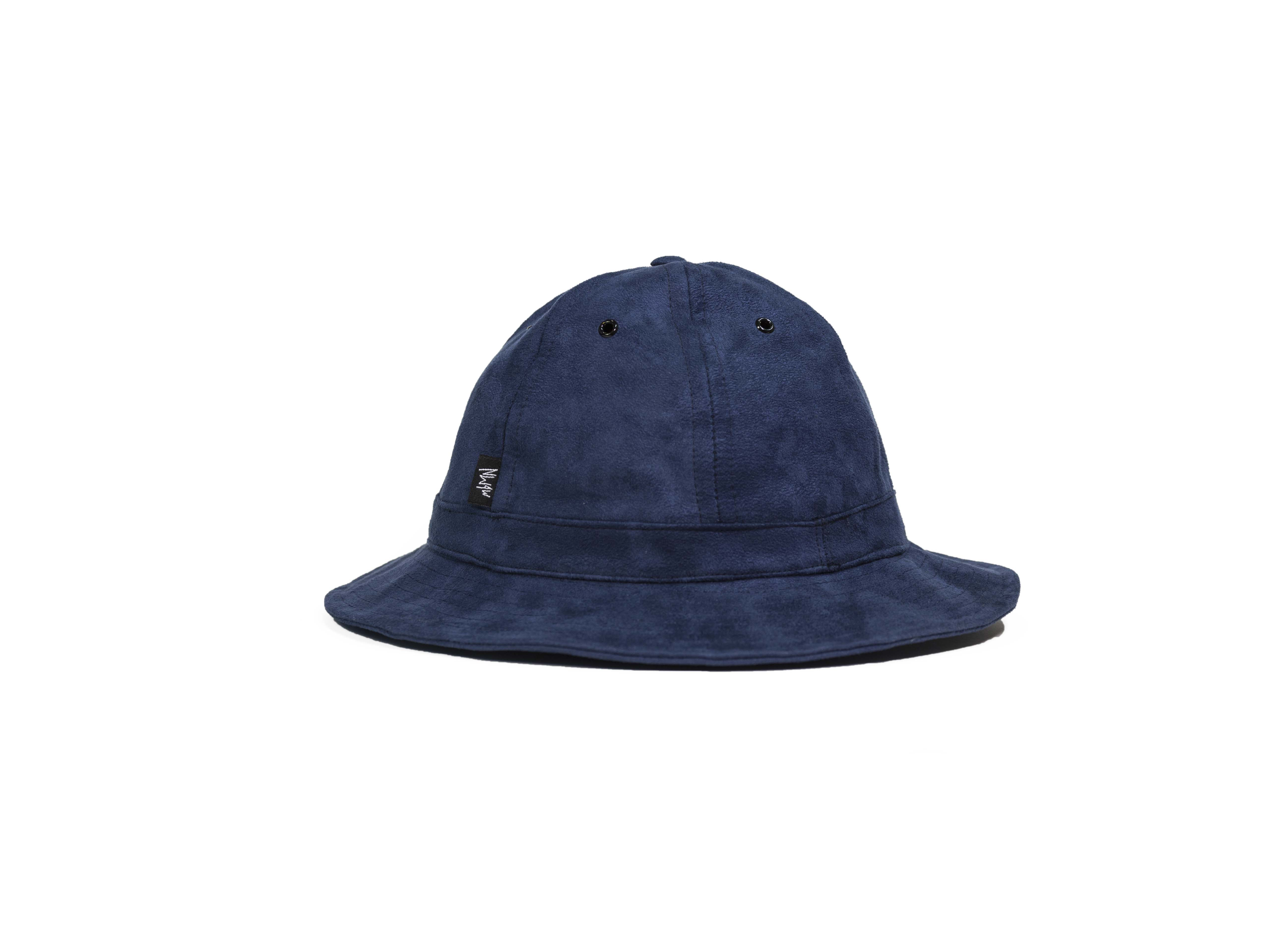 f1d3518597d Suede (Navy) Bell Hat on Storenvy