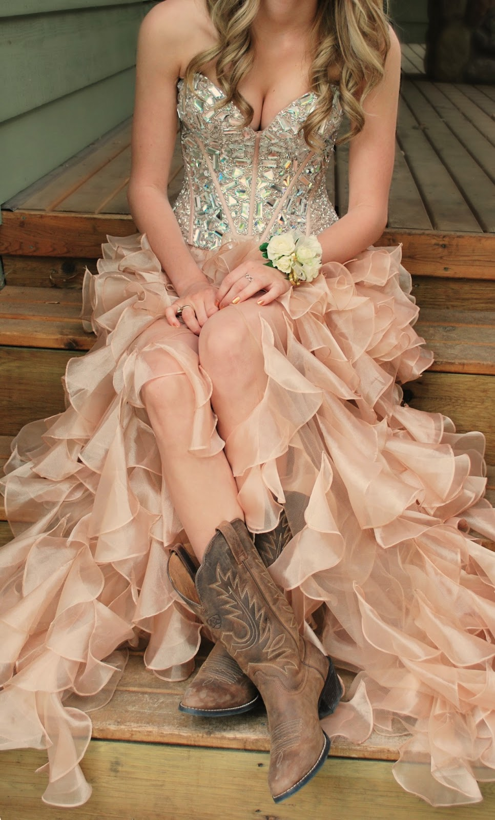 cfed881bd78 Ulass Custom Made Pink High Low Prom Dresses