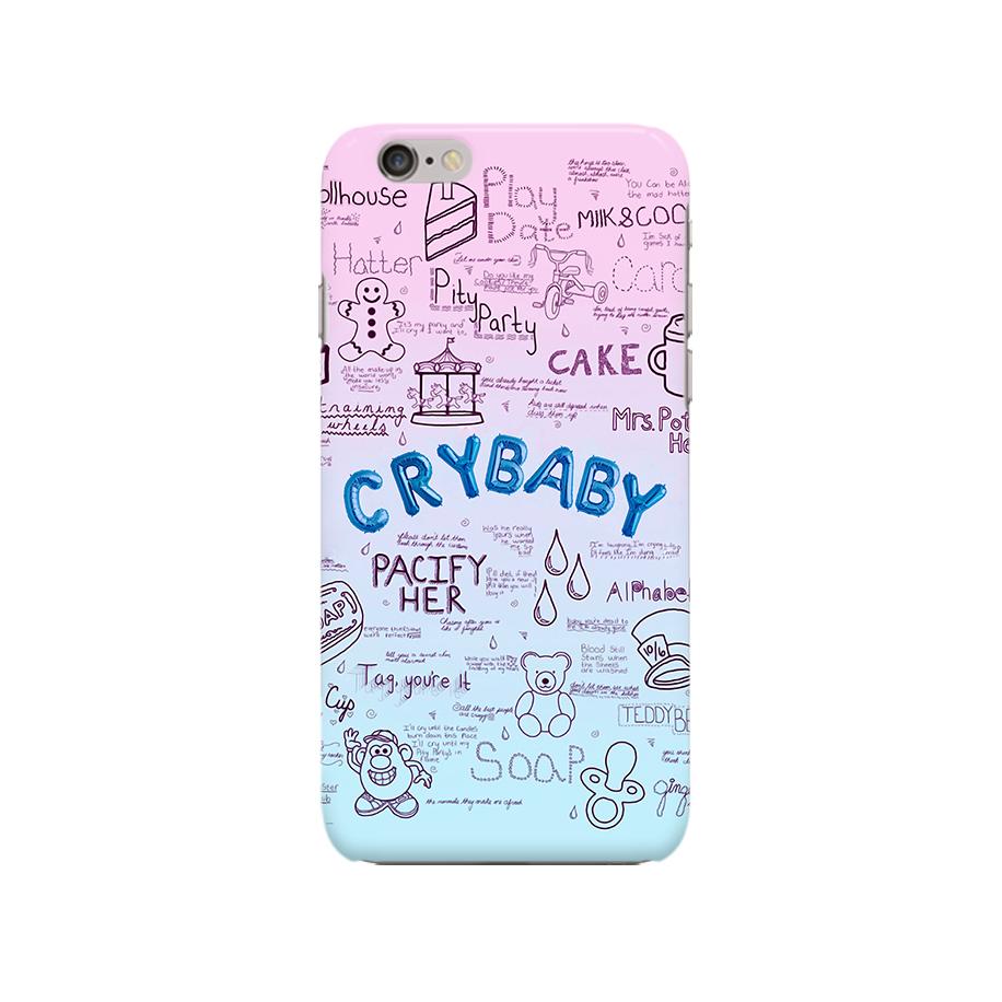 cheaper b1f7c b3d6c Melanie martinez iphone 5/5s 5c 6/6s 6/6s plus case 3D