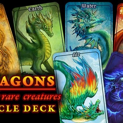 Dragon Watcher: The Card Game · Artlair com Store · Online Store
