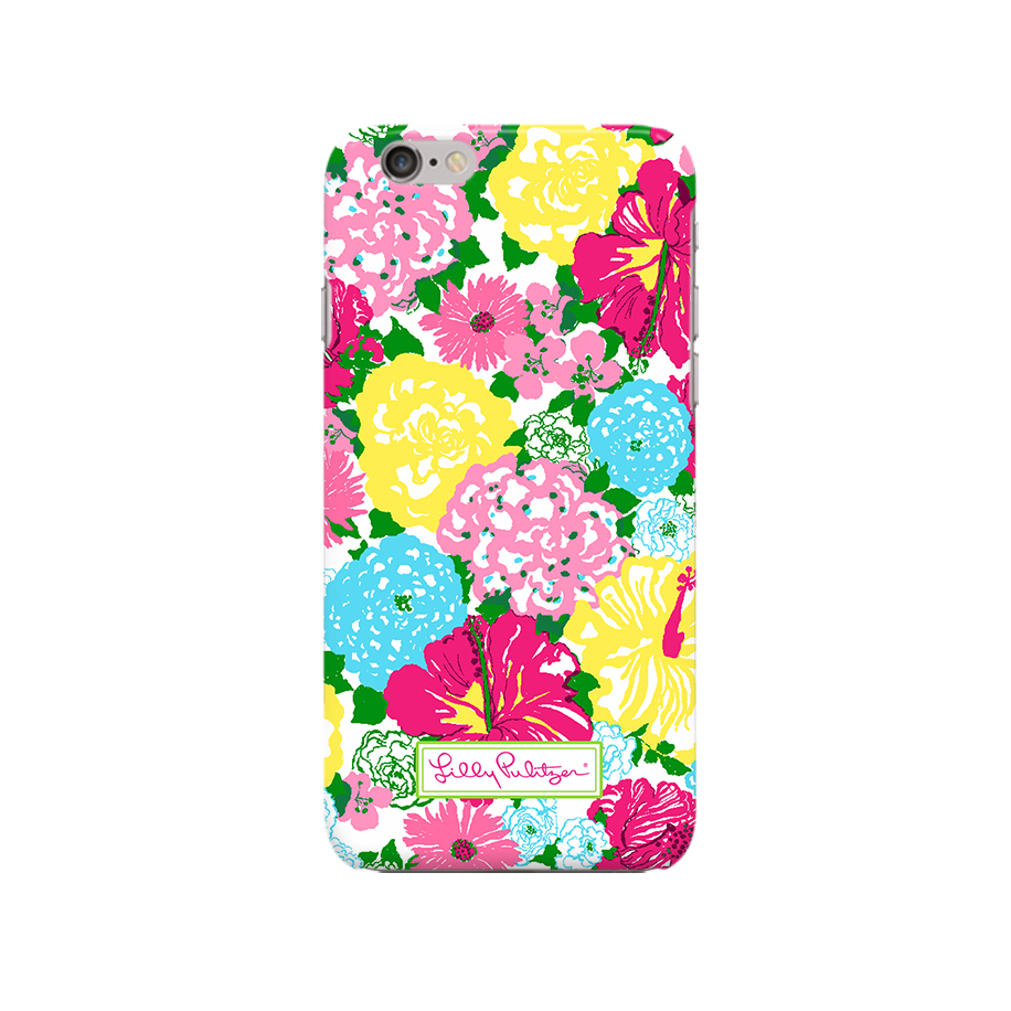 sale retailer c4b13 97643 Lilly pulitzer 2458 for iphone 5/5s 5c 6/6s 6/6s plus case 3D