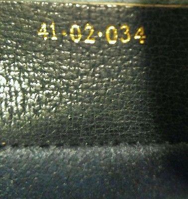 9fca464402f ... Vintage Signature Monogram Gucci Blue Red Stripe GG Drawstring Bucket  Purse Bag - Thumbnail 3 ...