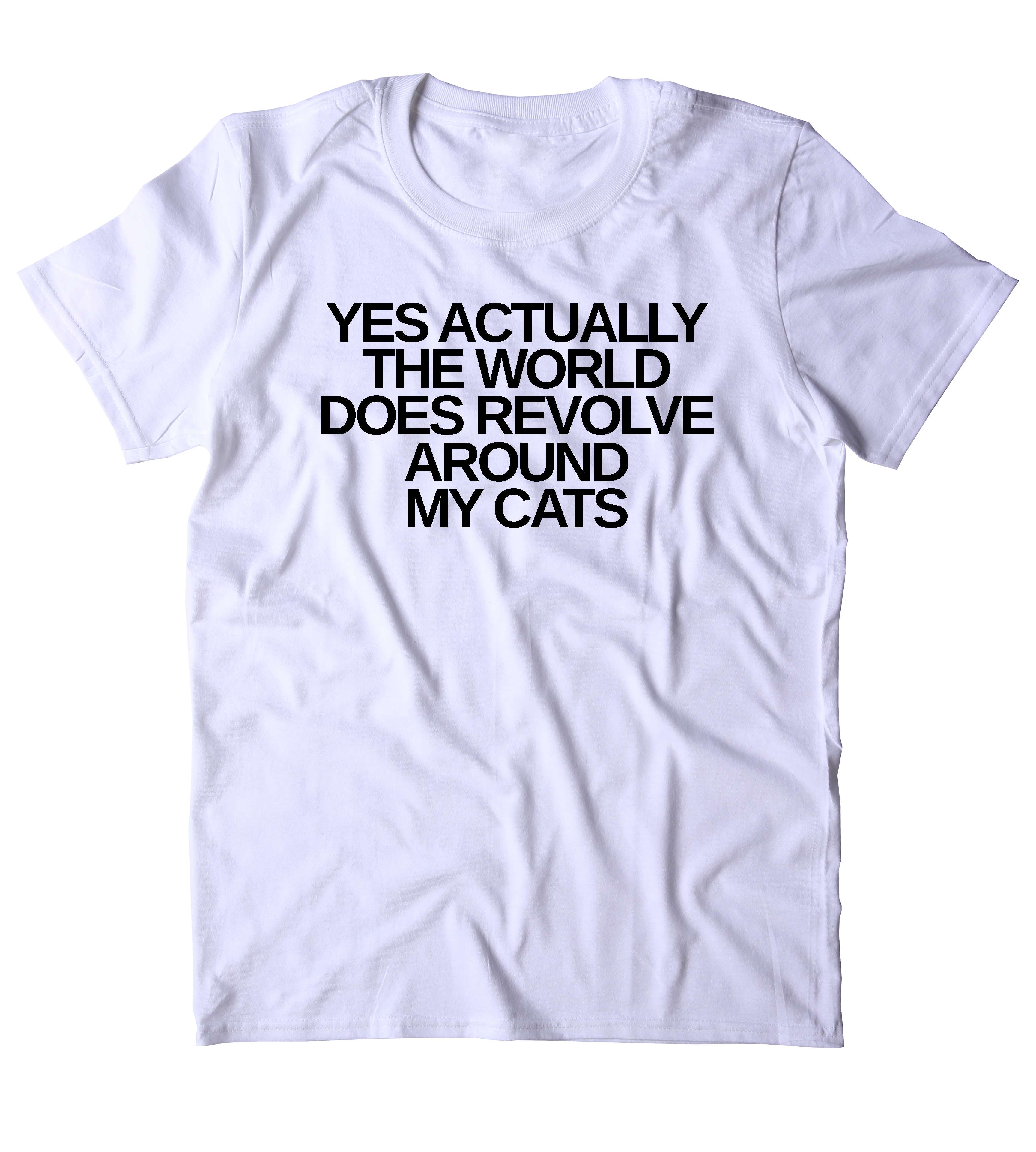1a995320 Humorous Cat T Shirts - DREAMWORKS