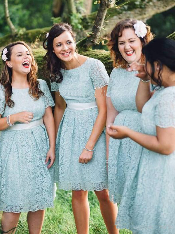 Bridesmaid Dresses Country