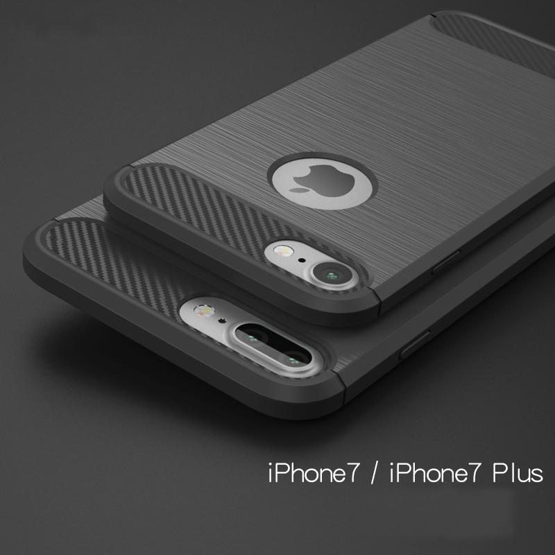 black slim iphone 7 case
