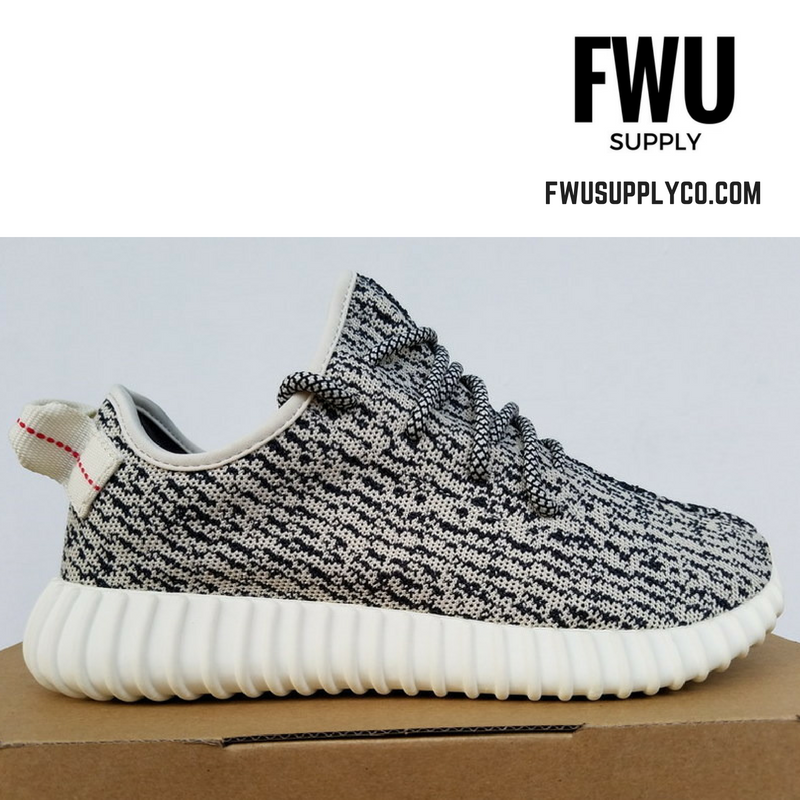 cheap for discount 3b707 4d180 Authentic UA Yeezy Boost 350-Turtle Doves UA