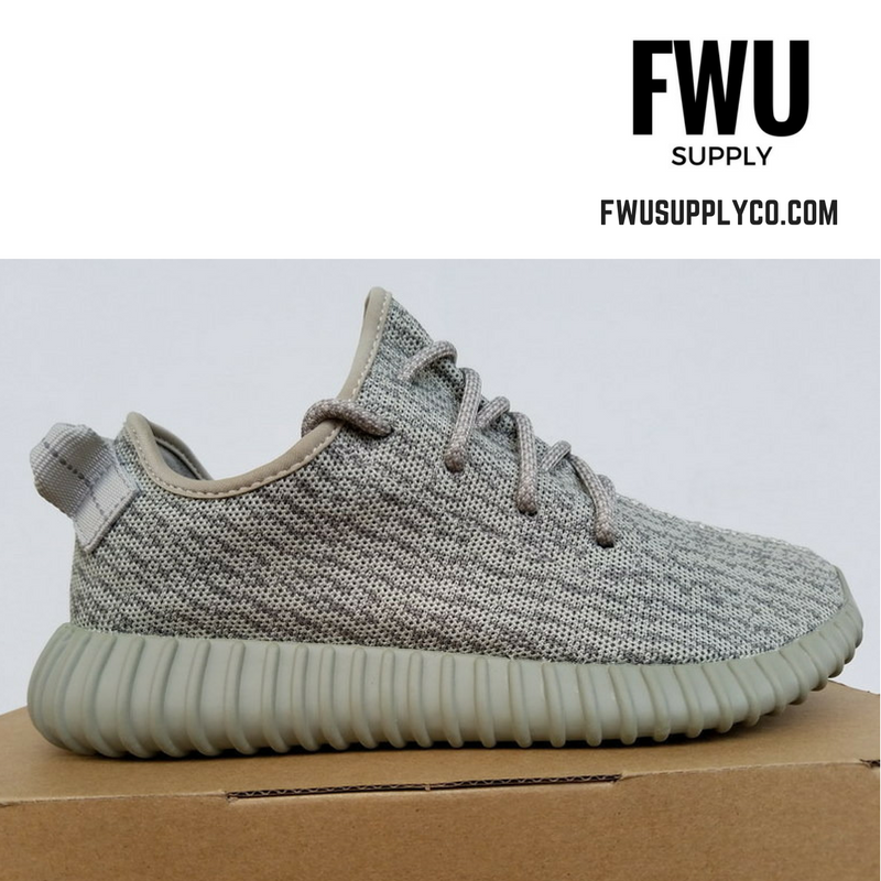 d94a9c9a598ef Authentic UA Yeezy Boost 350-Moonrock