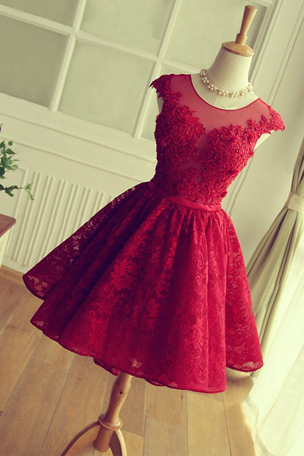 fd023c5a9bc homecoming dresses short prom dresses party dresses hm0206 on Storenvy