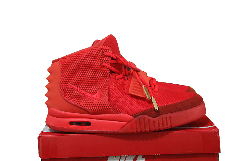e93f5b62a61 Authentic UA Nike Air Yeezy 2 Red October on Storenvy