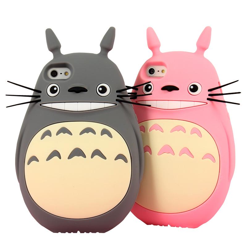 best service 535ae 64143 3D Totoro iPhone Case