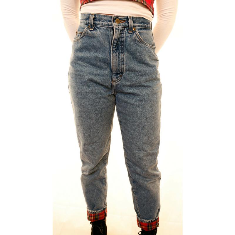 1da5866d4bc Vintage LL Bean Highwaist Jeans (Size 6) on Storenvy