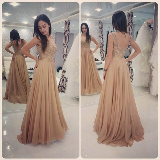 83a15f43df35f A-Line Chiffon Long Prom Dress,Evening Dress,Prom Dresses,BG212 from  Fancygirldress