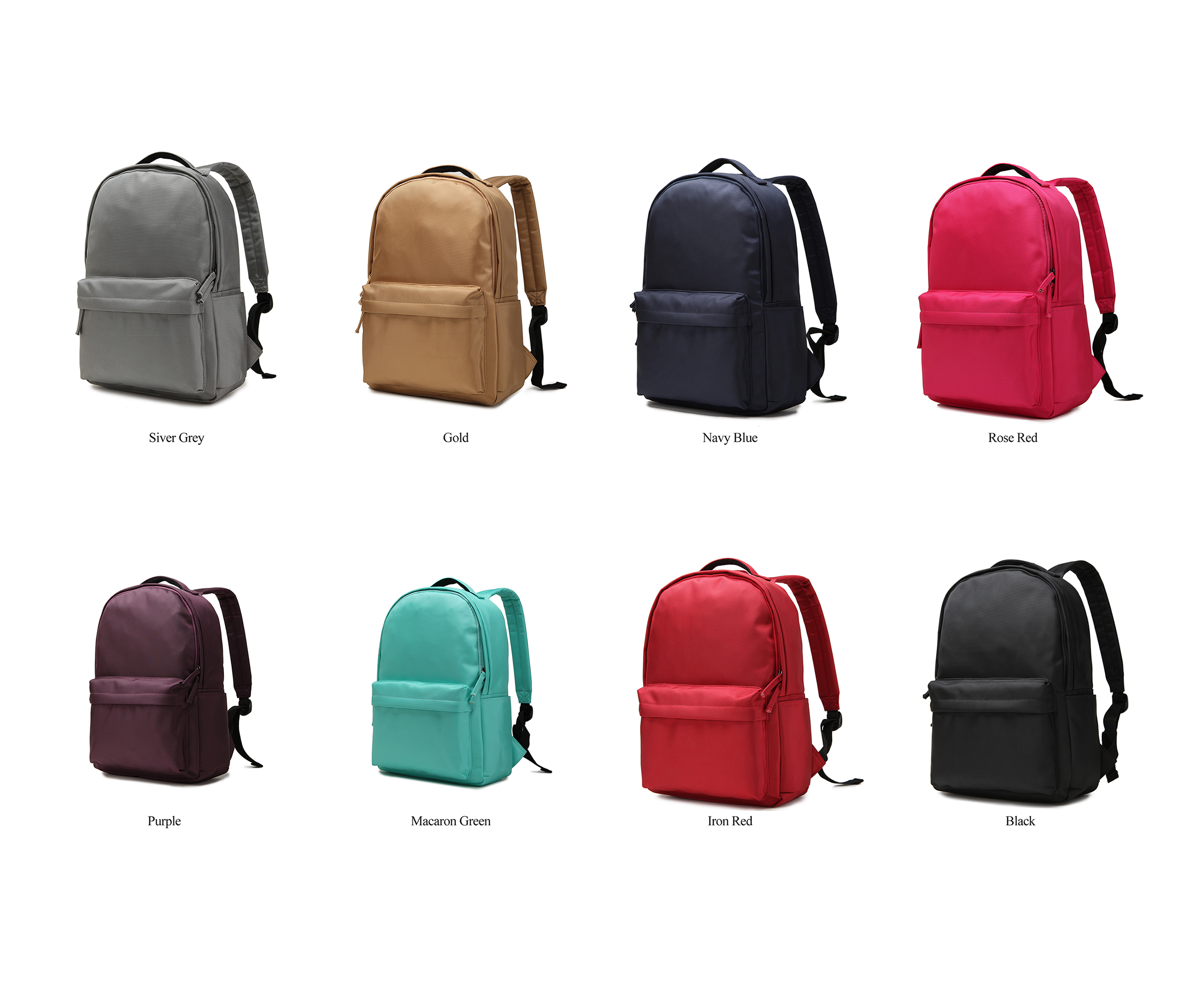 Karitco Waterproof Nylon Backpack with Multi Compartments 8 Colors on  Storenvy 138078bf99ec3