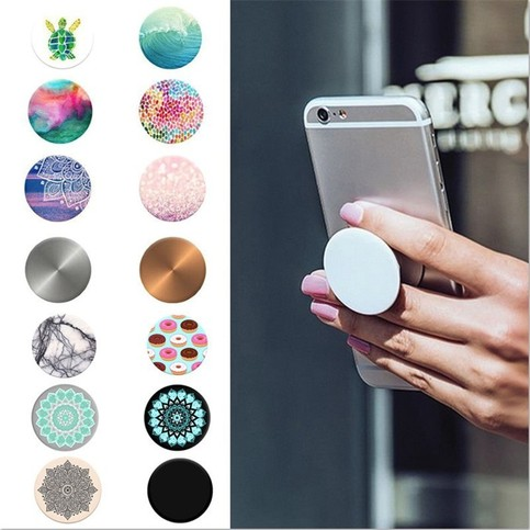 Beautiful Finger Holder With Anti Fall Phone Smartphone
