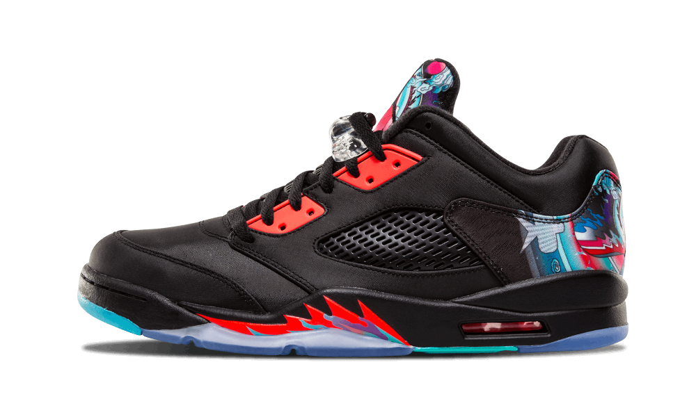 "the best attitude ea0af 8ff15 ... AIR JORDAN 5 LOW ""CHINA"" Men8- 12 - Thumbnail 2 ..."