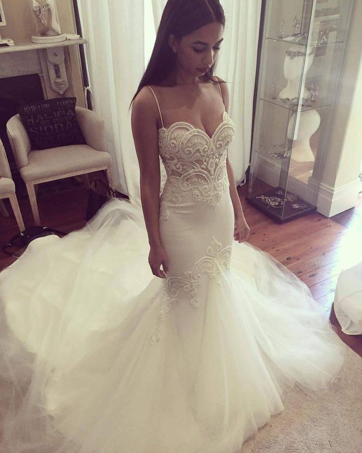 A429 Wedding Dresses,Wedding Gown,Princess Wedding Dresses Mermaid ...