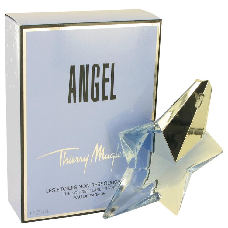 Angel Perfume By Thierry Mugler For Women 08oz Eau De Parfum Spray
