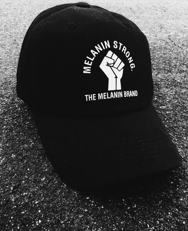 727cc02be1 Black Fist MS black dad cap on Storenvy
