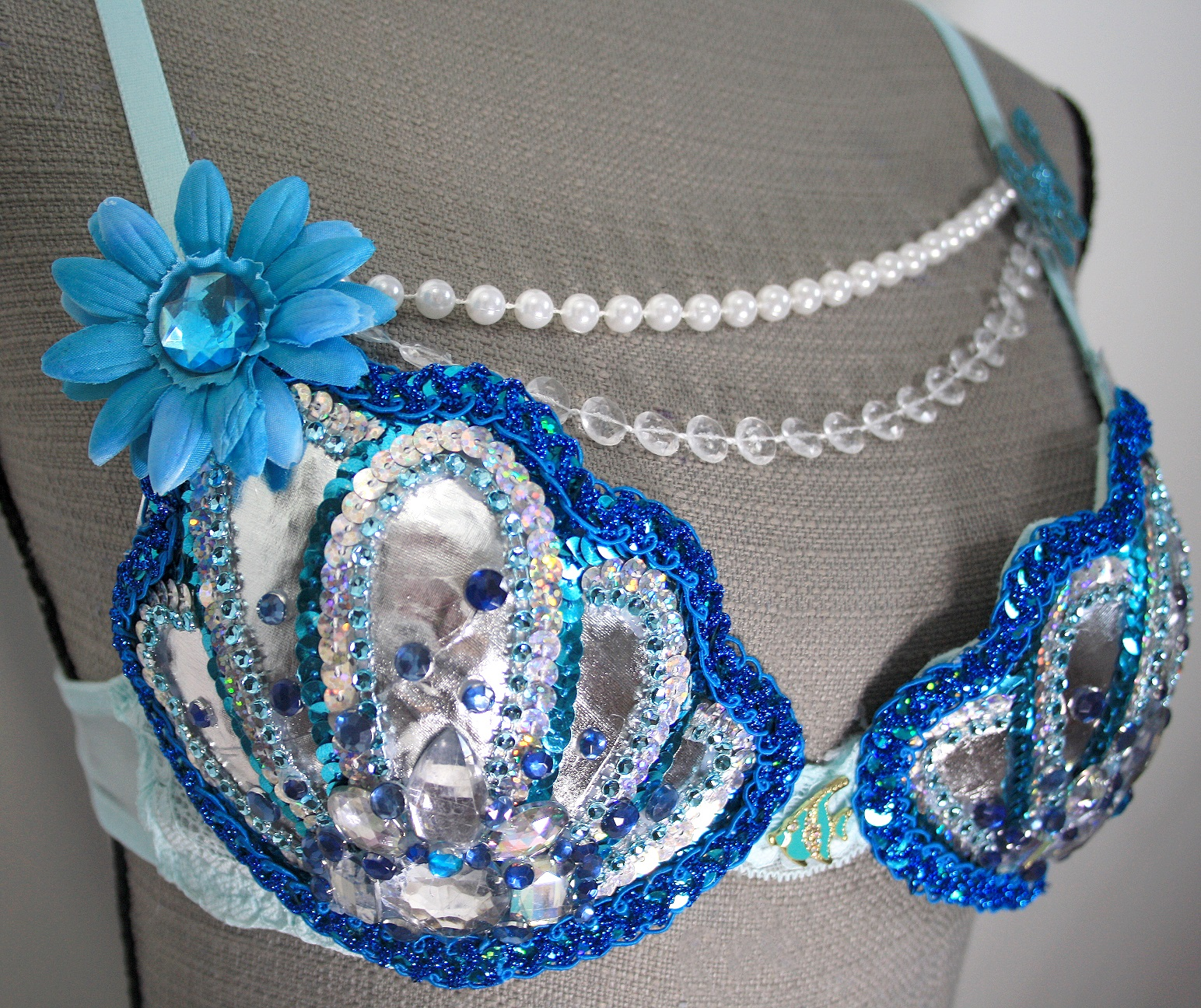 9d5cb3c7c0 32A Tiffany Mermaid Rave Bra · RaveLux · Online Store Powered by ...